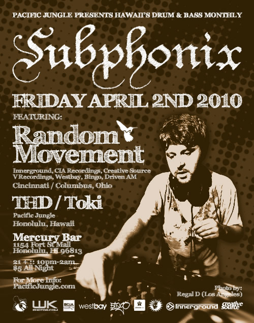 April 2010 Subphonix Flyer w/ Random Movement